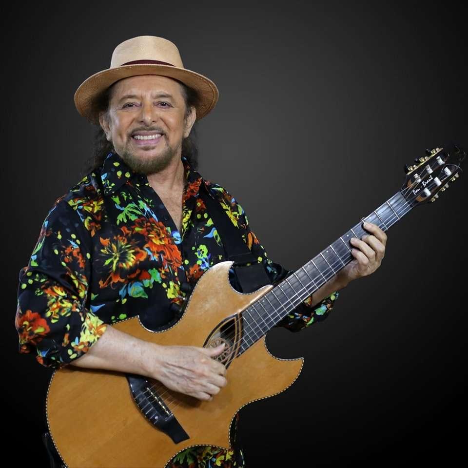 Casa Natura Musical recebe o arraiá do Geraldo Azevedo