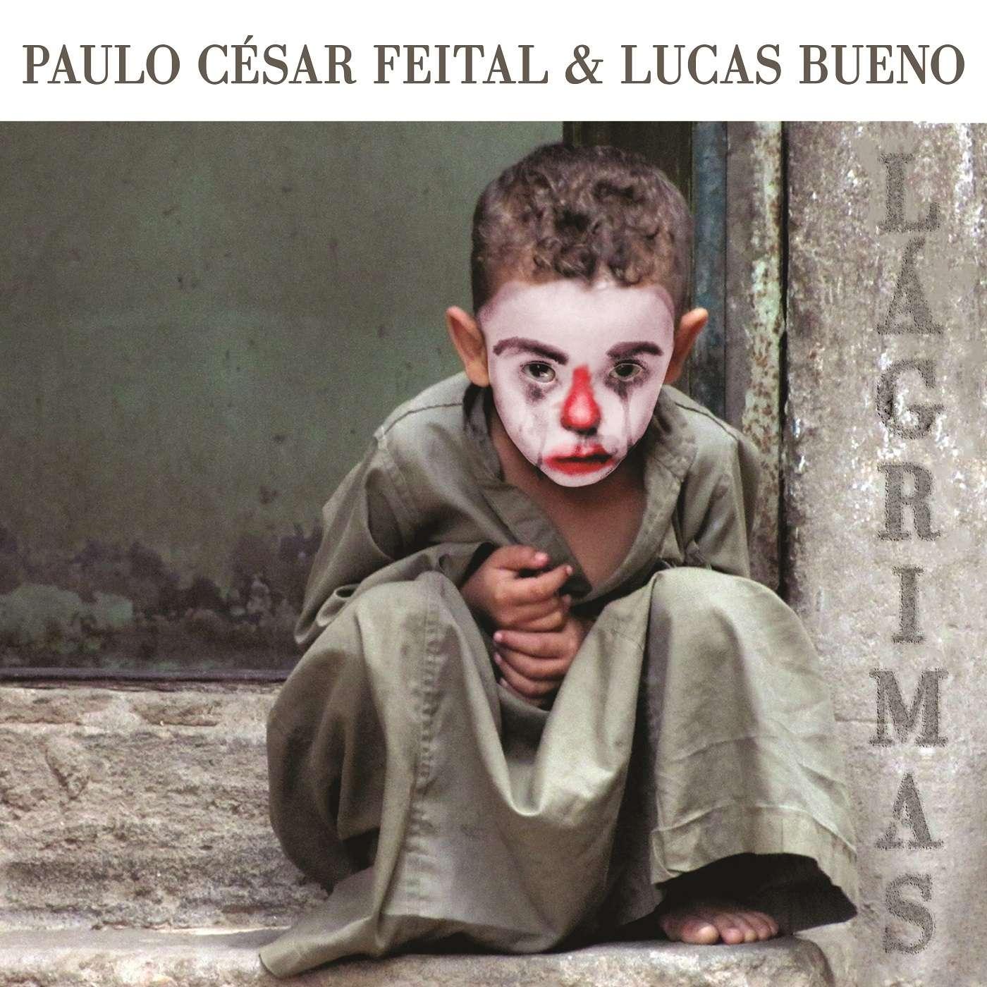 """Lucas Bueno e Paulo César Feital em """"Lágrimas"""""""