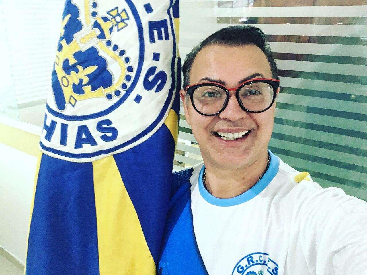 Ex BBB Di Cesar será tema de enredo no carnaval 2020
