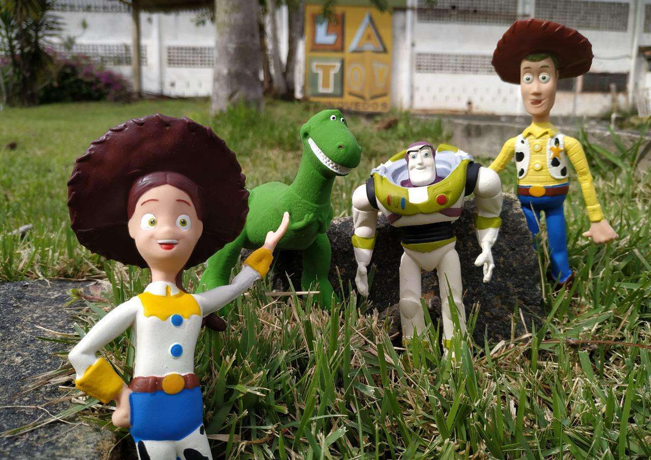 Latoy investe em linha de brinquedos Toy Story