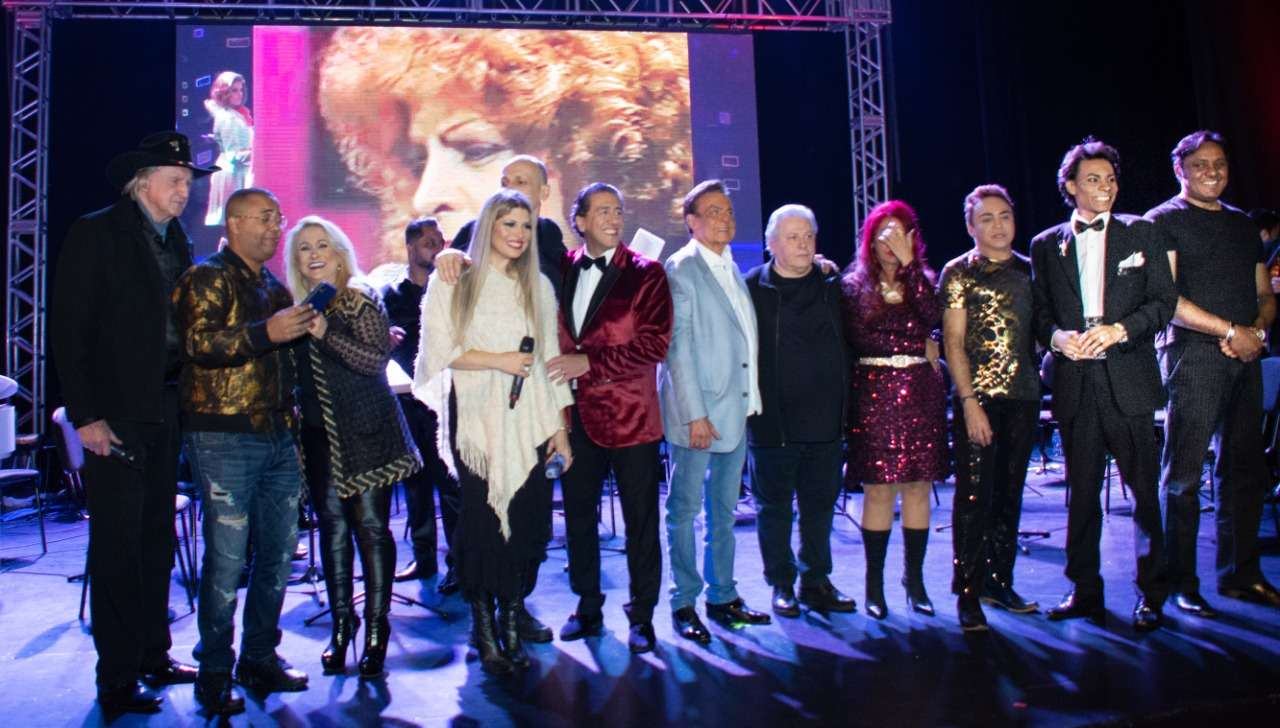 Tributo Angela Maria 90 anos - Um desfile de belas vozes