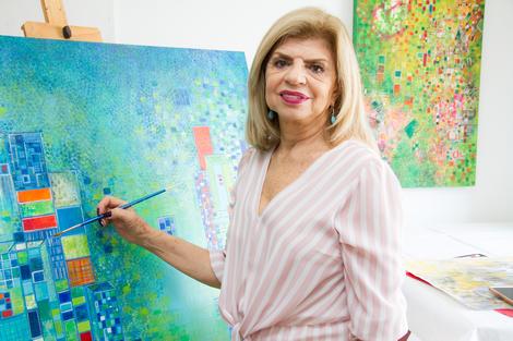 Miriam Nigri Schreier em nova exposição individual