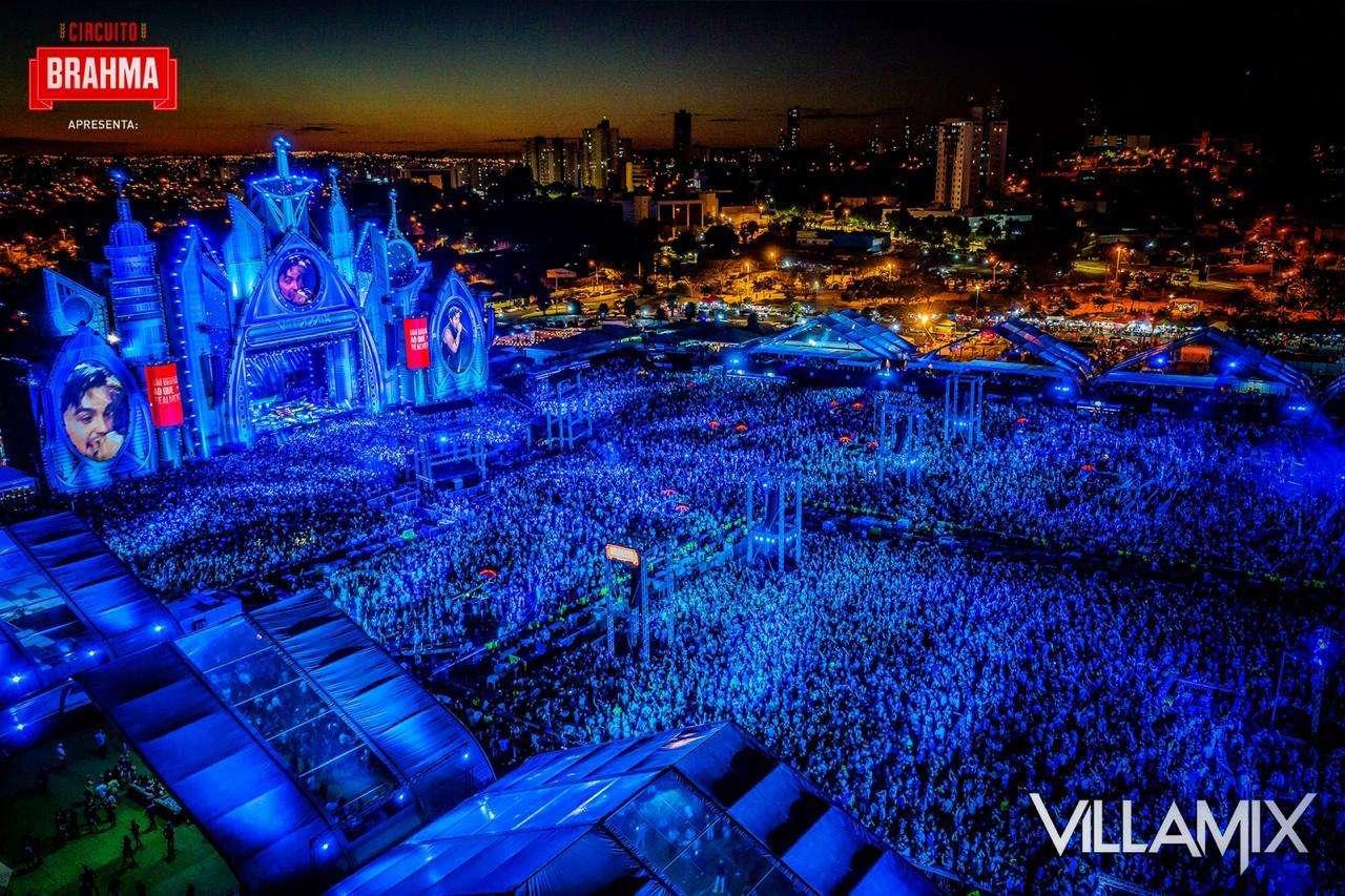 9a. Edição do VillaMix Festival em Goiânia