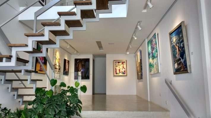 Exposição Arte-Fragmentos da Singularidade