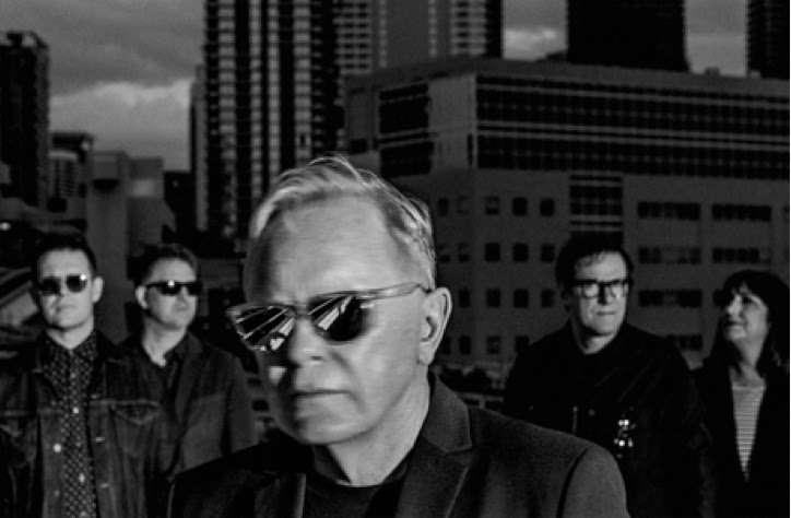 """New Order divulga a faixa """"Ultraviolence"""""""