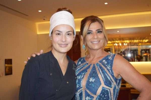 Aniversário de Claudia Bueri agita a tarde da jet set carioca