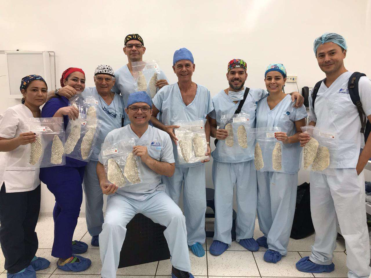 Colômbia utiliza pele de tilápia em cirurgia de resignação sexual