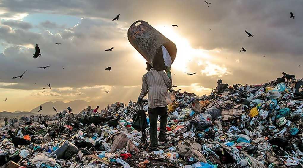 7 Milhões de toneladas de lixo continuam sem coleta