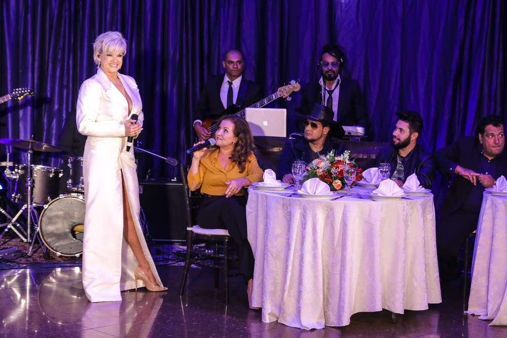 Jantar com as Estrelas novo programa de Andréa Nóbrega