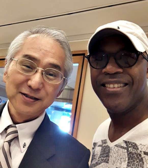 Músico brasileiro Augusto Swing faz sucesso no Japão