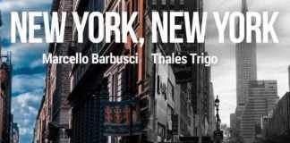 Marcelo BArbusci e Thales Trigo expões em São Paulo