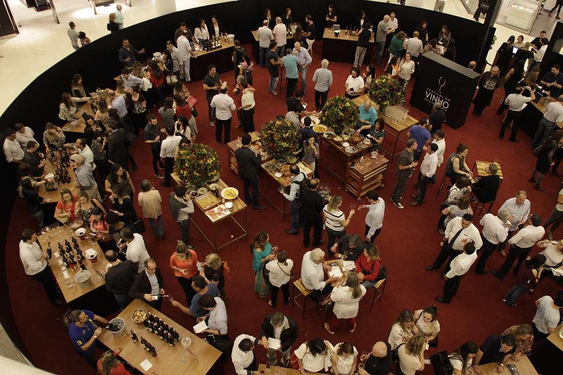 Shopping Higienópolis promove Festival de Vinhos
