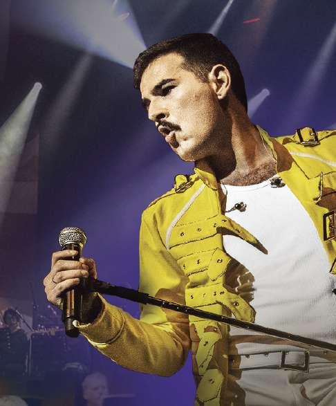 """""""Revival"""" da ERA QUEEN com Queen Experience In Concert"""