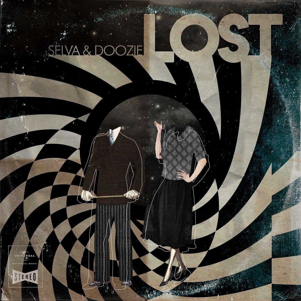 Pe Lu e Brian, do duo eletrônico Selva, lançam 'Lost'