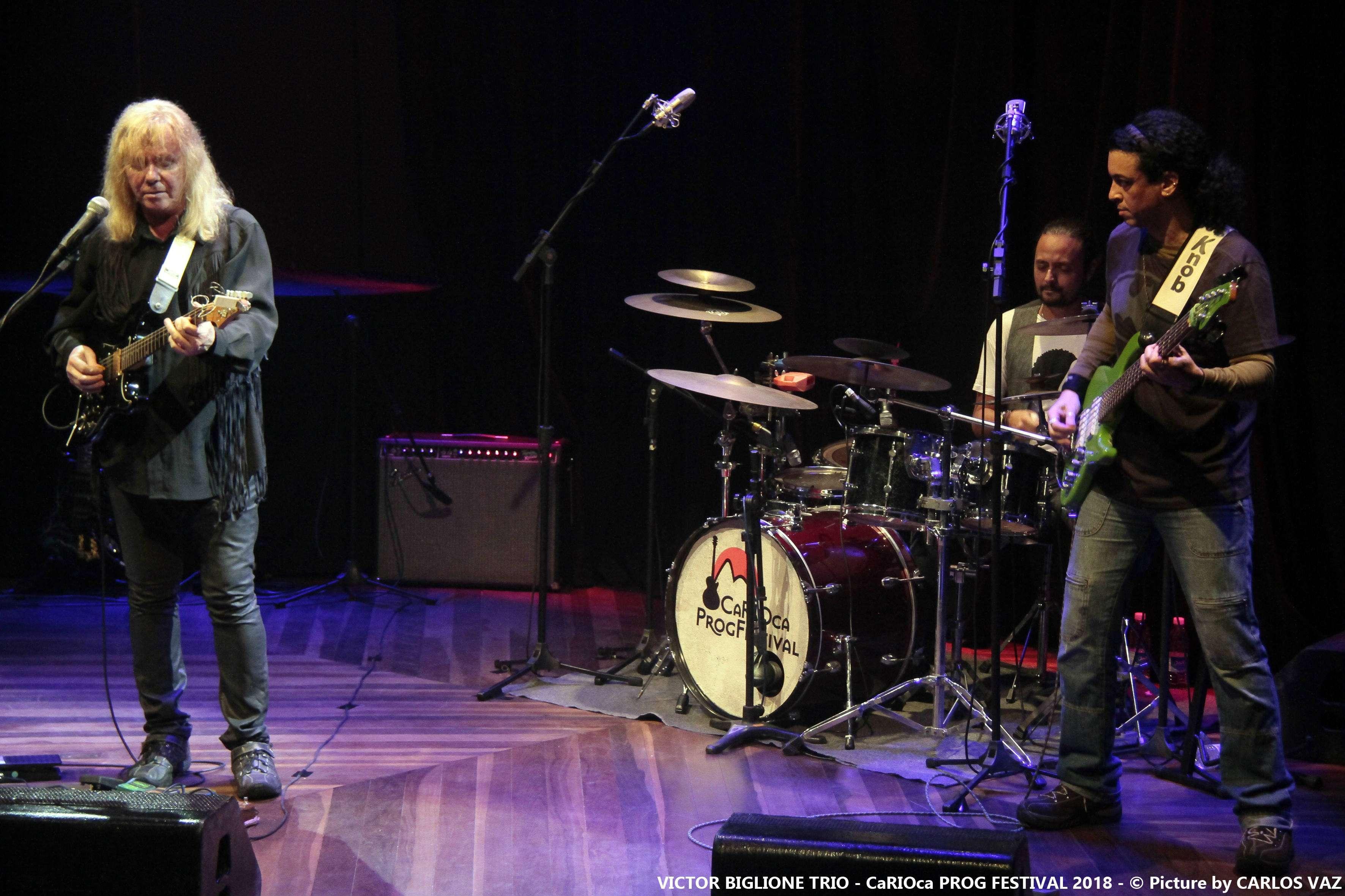 Biglione faz Tributo a The Who e Led Zeppelin