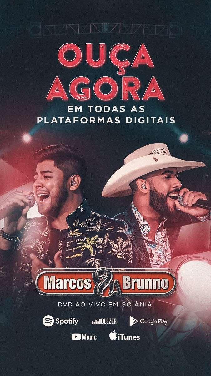 Dupla Marcos & Brunno lança DVD