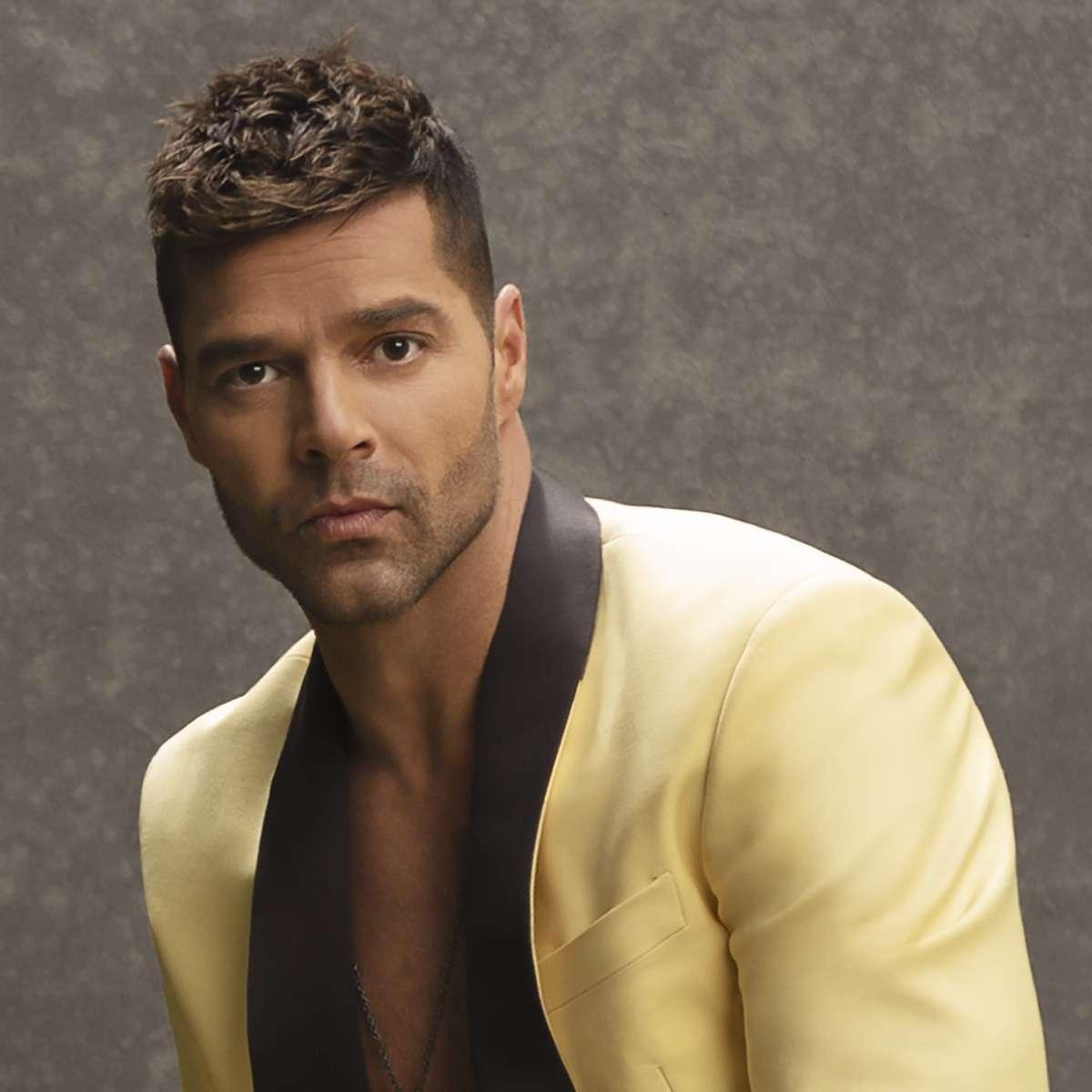 Ricky Martin no roll de apresentadores do Grammy