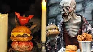Zombie, Burger, Hamburgueria,