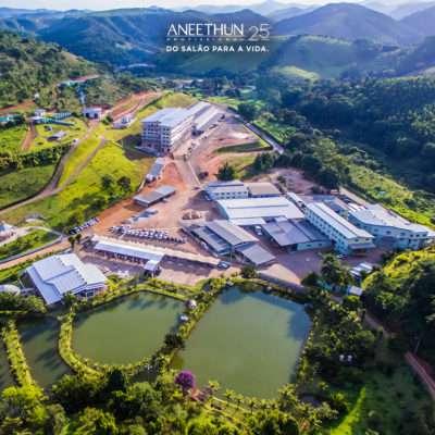 Empresa Aneethun comemora 25 anos de sucesso