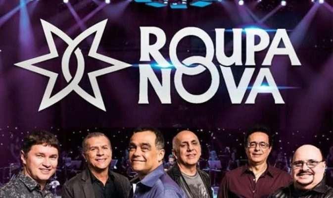 Roupa Nova assina contrato com ONErpm
