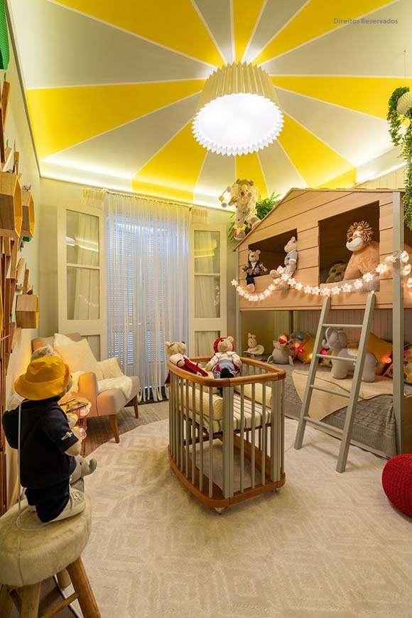 7 primeiros anos de vida do bebê e seu quarto
