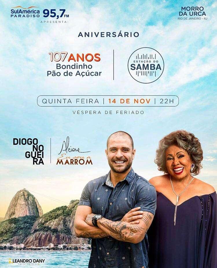 107 anos do bondinho do Rio de Janeiro