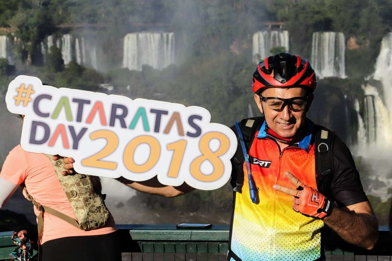 10 mil pessoas no Cataratas Day farão selfies