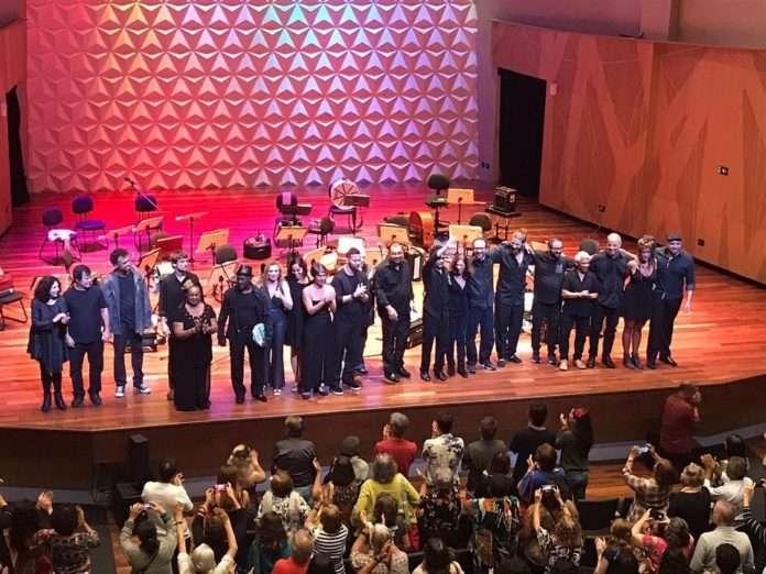Orquestra Sanfônica, Rio de Janeiro