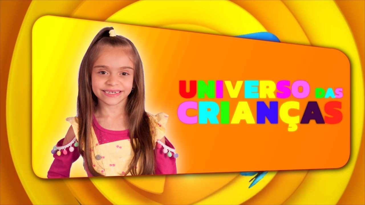 Universo das Crianças na Rede Brasil de Televisão