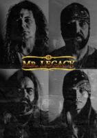 MR. LEGACY lança seu 1º DVD com show em S.Paulo