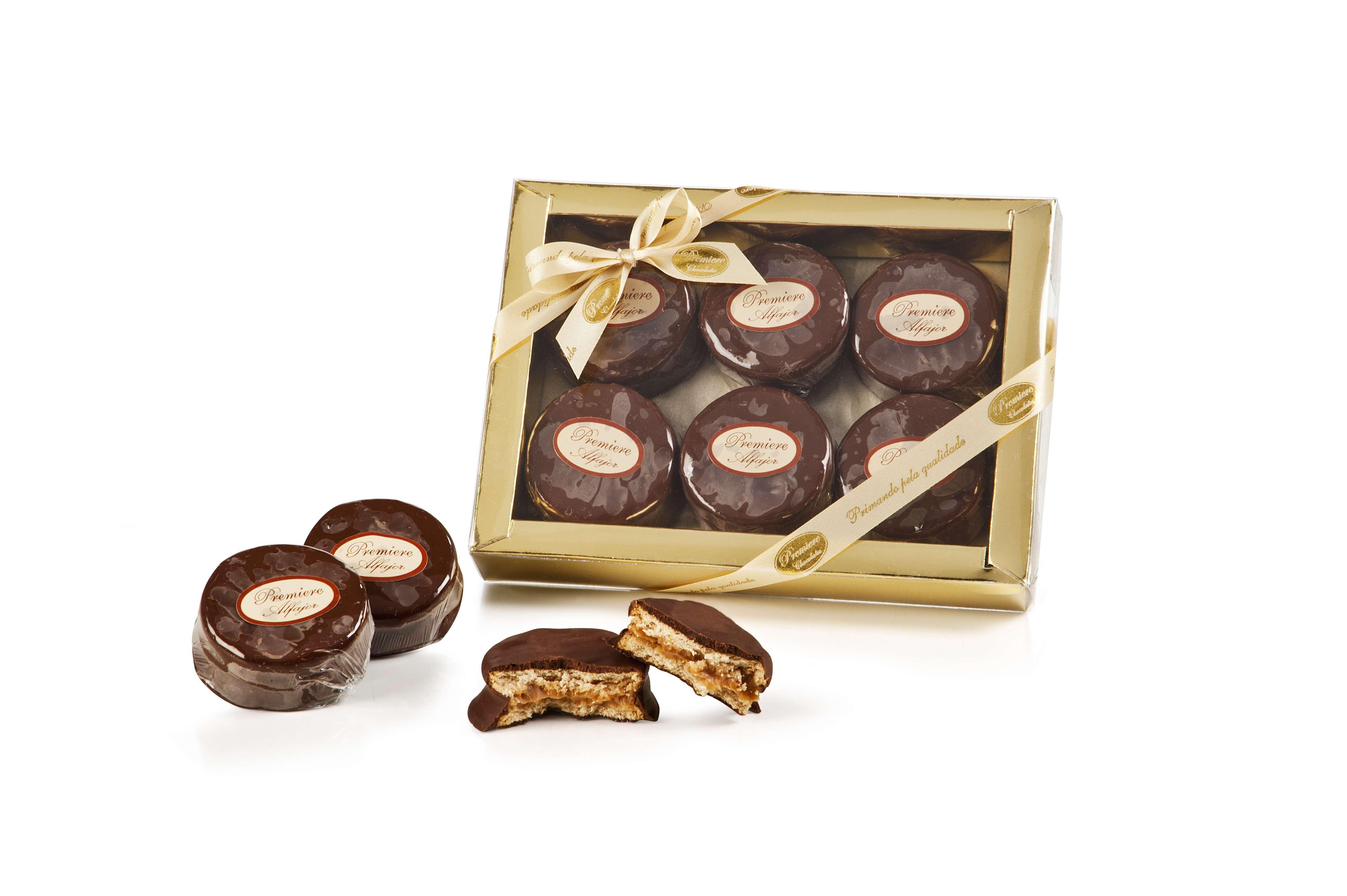 Butique de chocolates atrai famosos