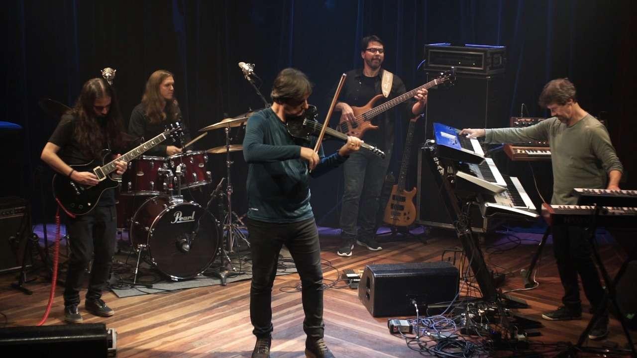 Banda Kaizen retorna aos palcos com Áquila