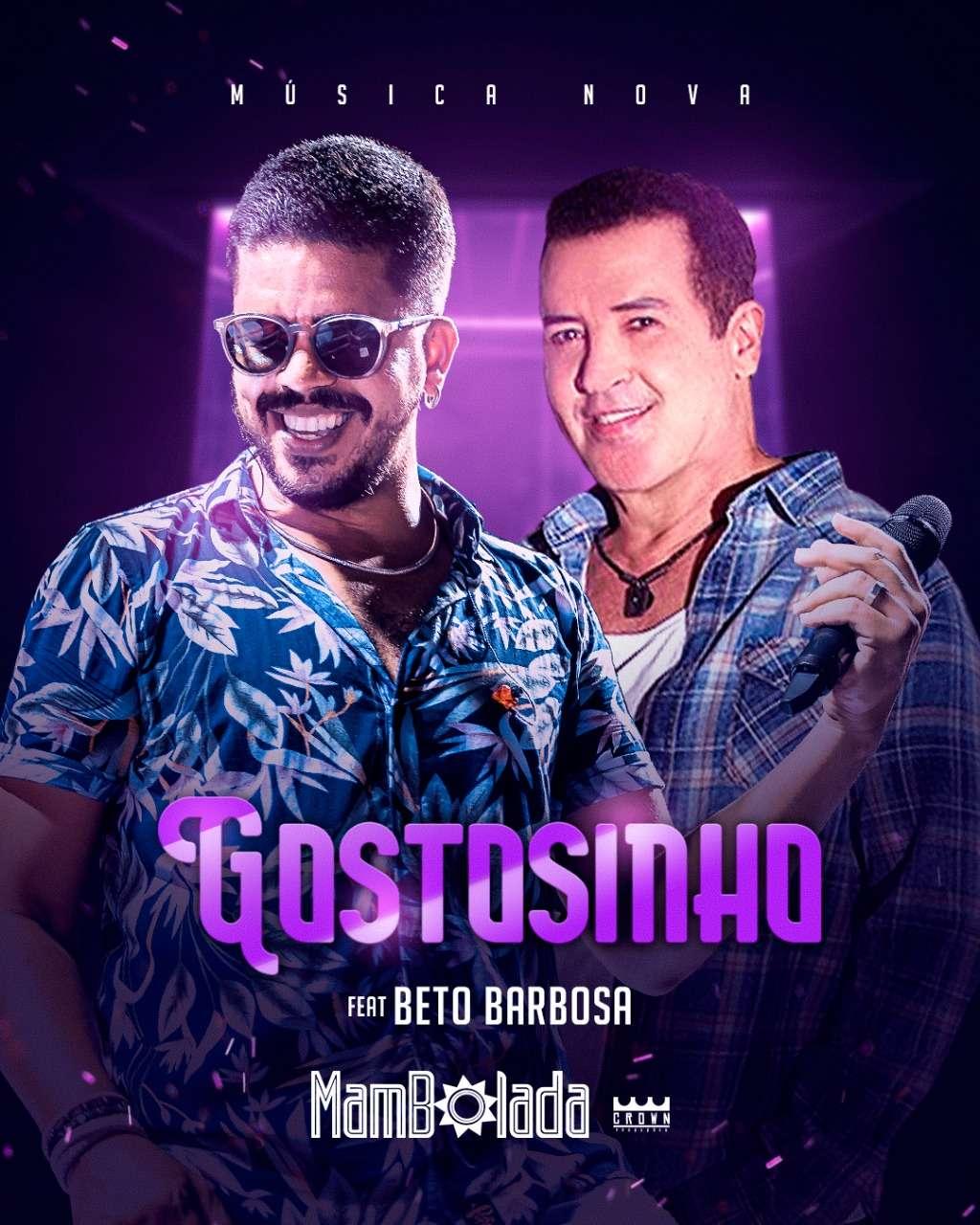 """Lançamento single """"Gostosinho"""" da banda Mambolada"""