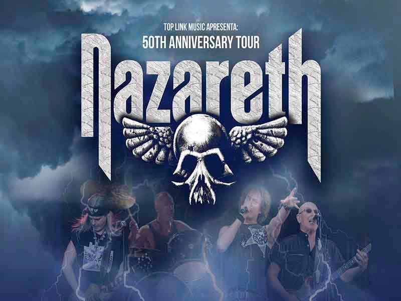 Banda Escocesa Nazareth volta ao Brasil
