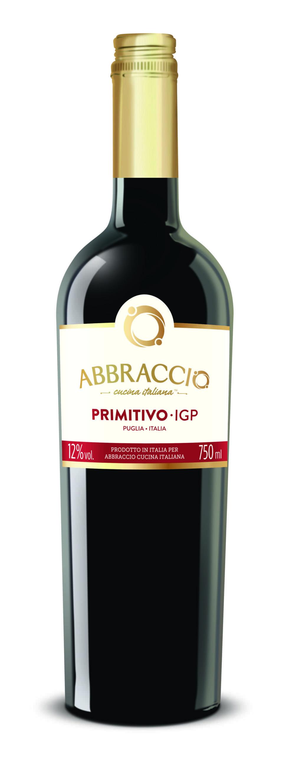 Abbraccio lança rótulo de vinho próprio