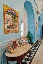 Hospede-se como marajá no Palácio de Jaipur