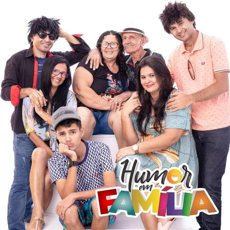 """Grupo Humorístico """"Humor em Família"""" é premiado"""