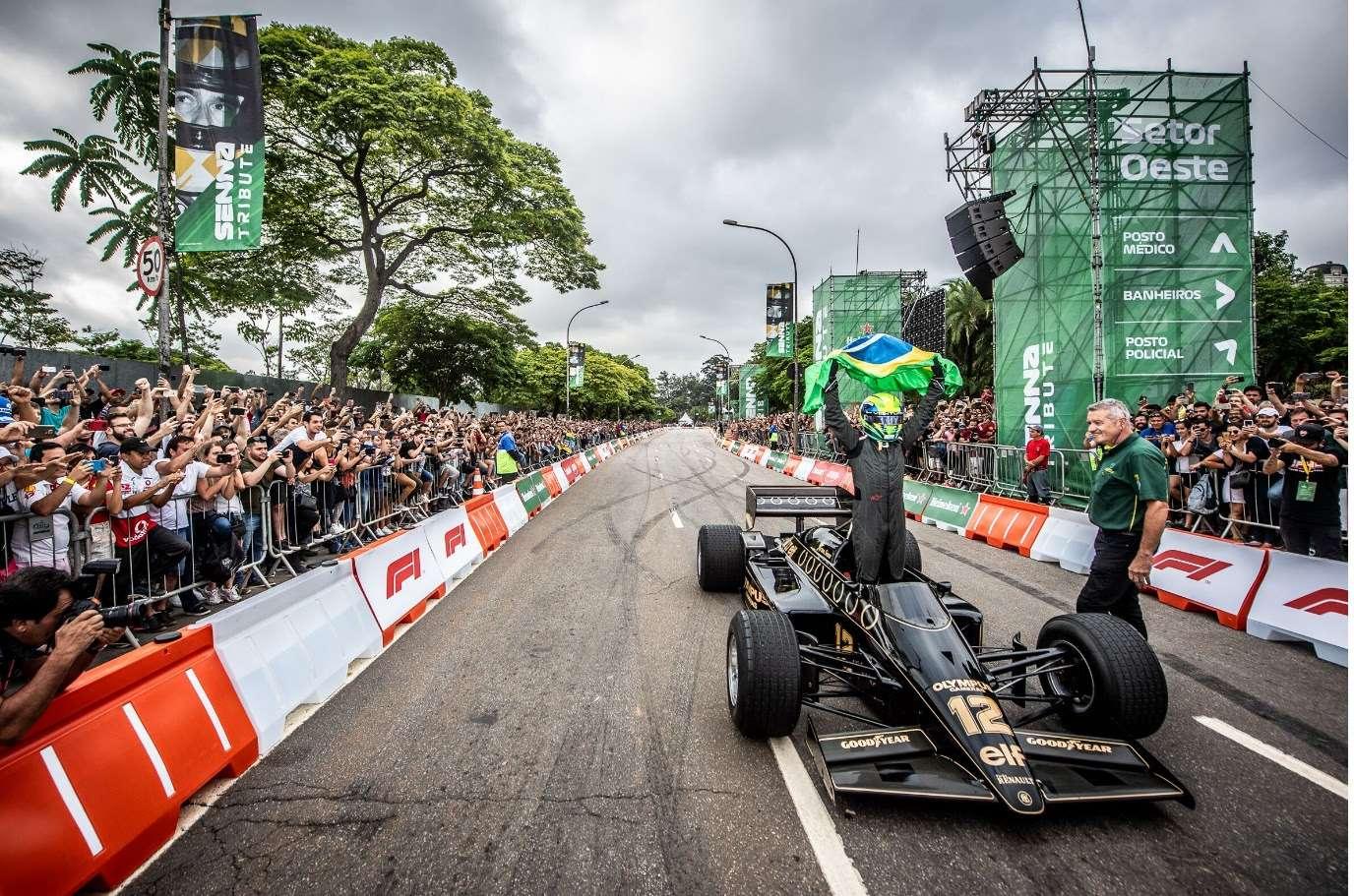 São Paulo recebe Heineken F1 Festival