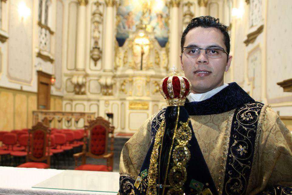 10 anos de ordenação Sacerdotal do Padre Cleber