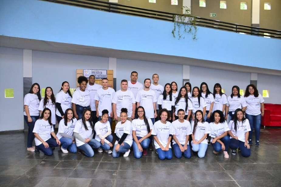 Lufthansa Group forma jovens de Guarulhos