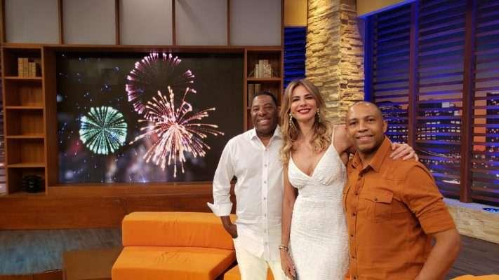 Último talk show de Luciana By Night de 2019