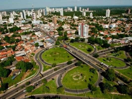 Cuiabá é uma cidade ímpar com calor humano