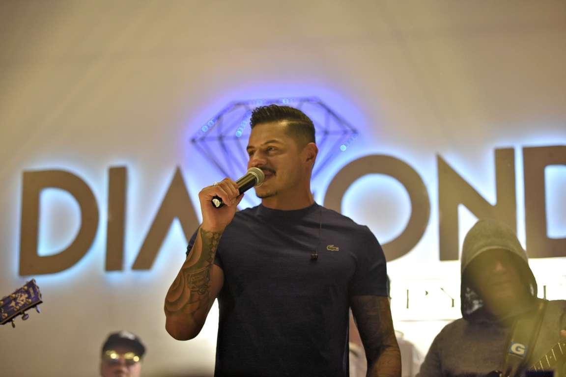Show da turnê do cantor  de Hip Hop Hungria