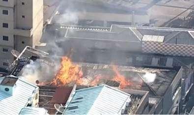 Incêndio destrói Templo da Música em São Paulo
