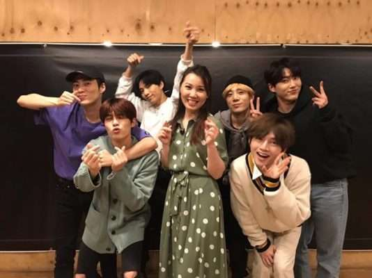 Yoo Na Kim realiza um tour musical pela Coreia