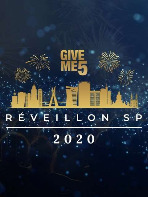 Reveillon Give Me 5  2020