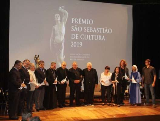 Prêmio São Sebastião de Cultura no Rio de Janeiro
