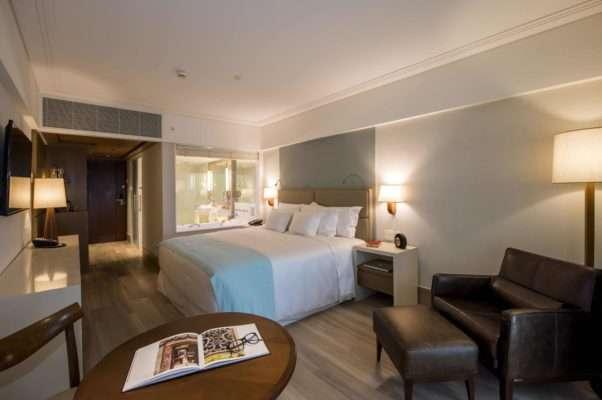 Vogal Luxury Hotel: relaxamento e romance