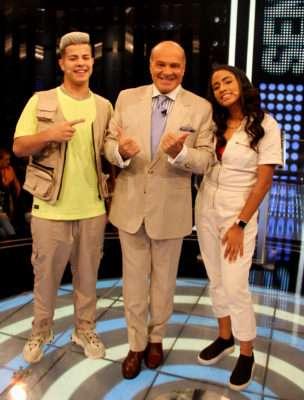 Mega Senha recebe MC Loma e MC Jottapê