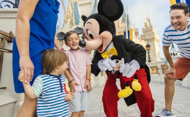 Orlando é o destino mais procurado para as férias